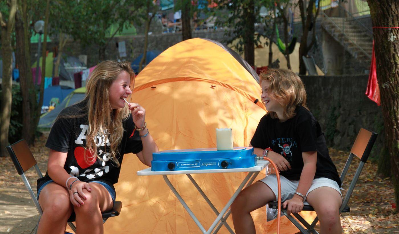 Campeggio Pian di Picche