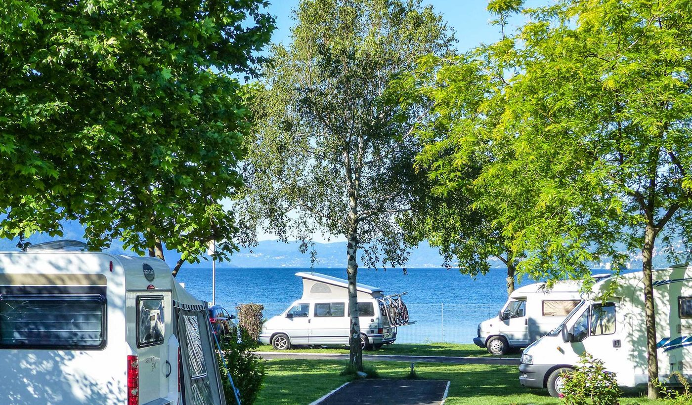 AZUR Parkcamping Maccagno