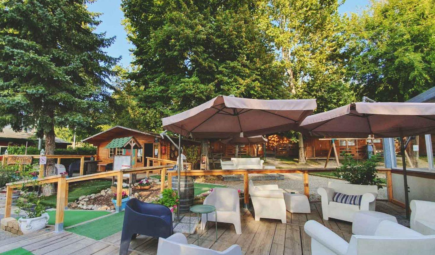 Camping Village le Fonti