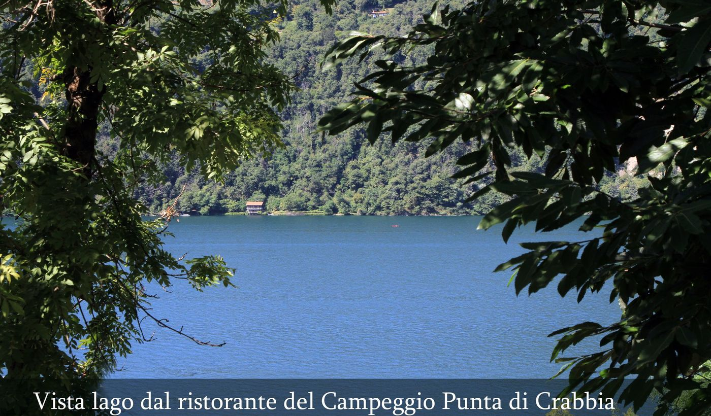 Camping Punta di Crabbia