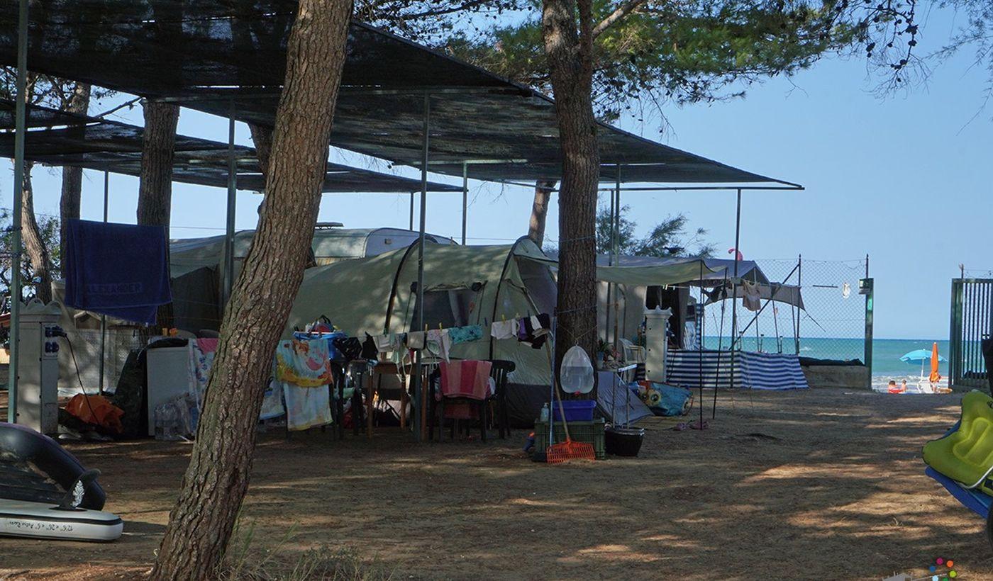 Camping Village Capo Vieste