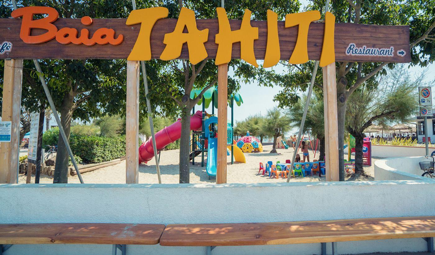 Camping Village Tahiti