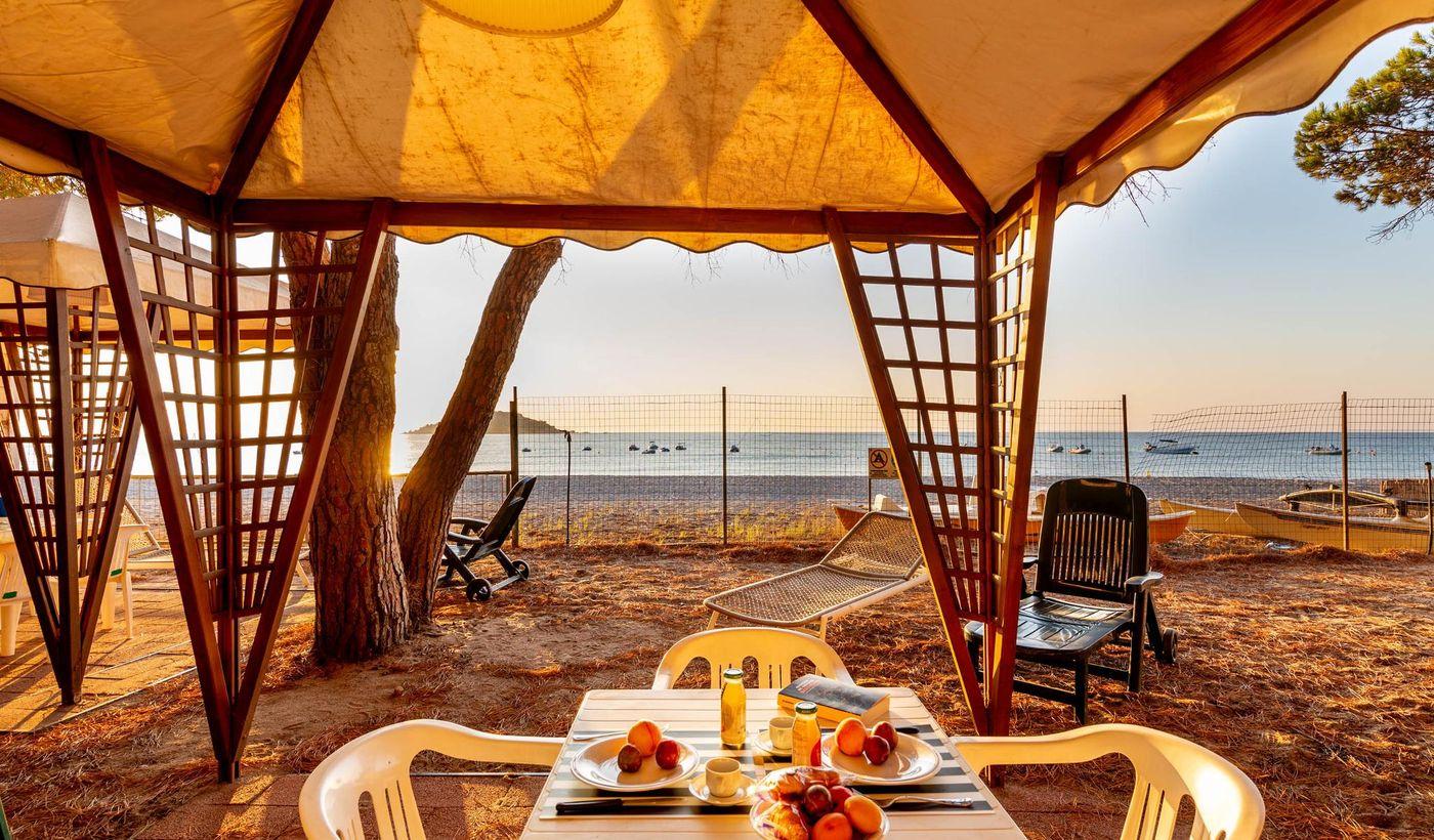 Camping Le Cernie