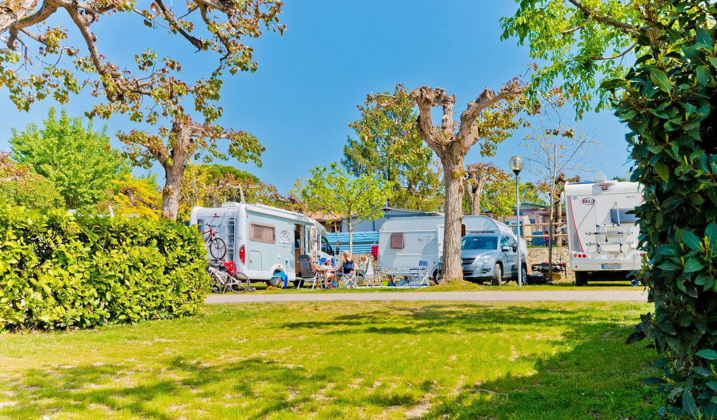 Le Palme Camping