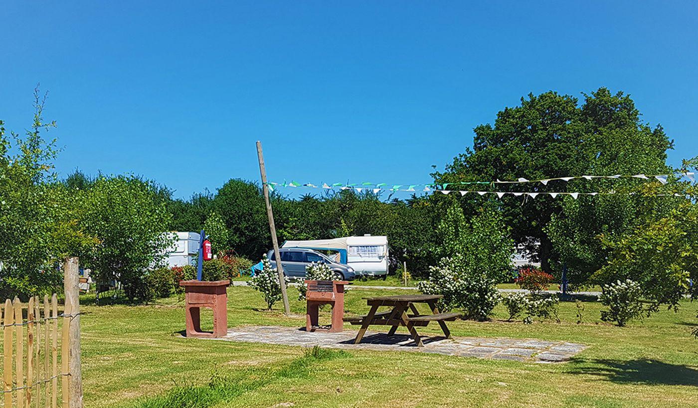 Camping Les Brillas