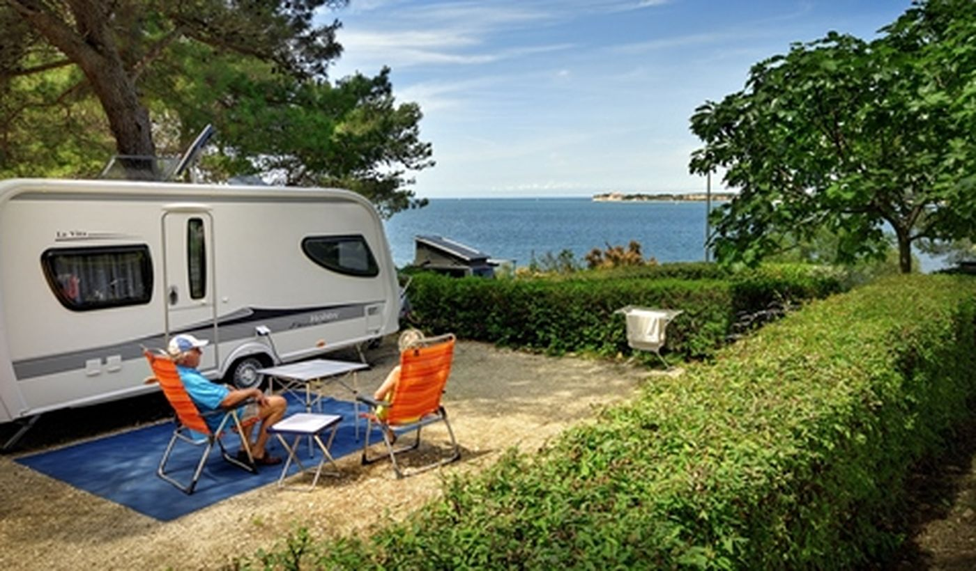 Piazzole del Camping Lanterna - Istria