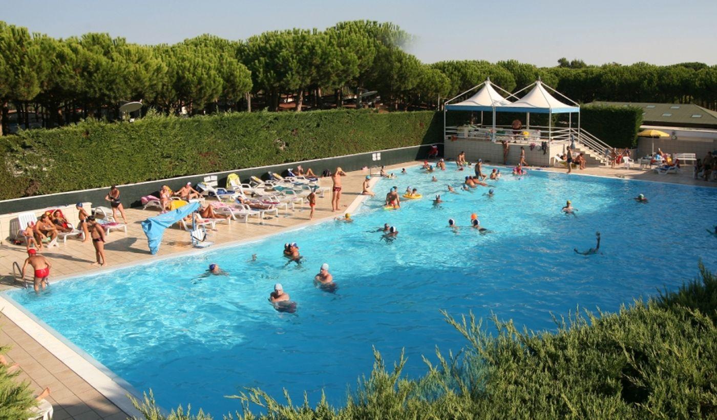 Villaggio con piscina in Emilia Romagna