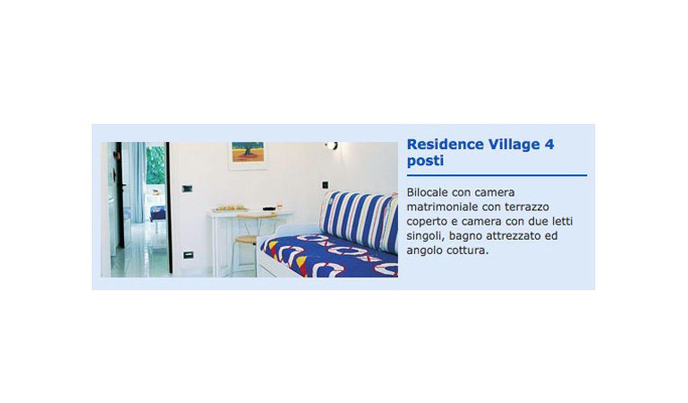 Residence Village 4 posti