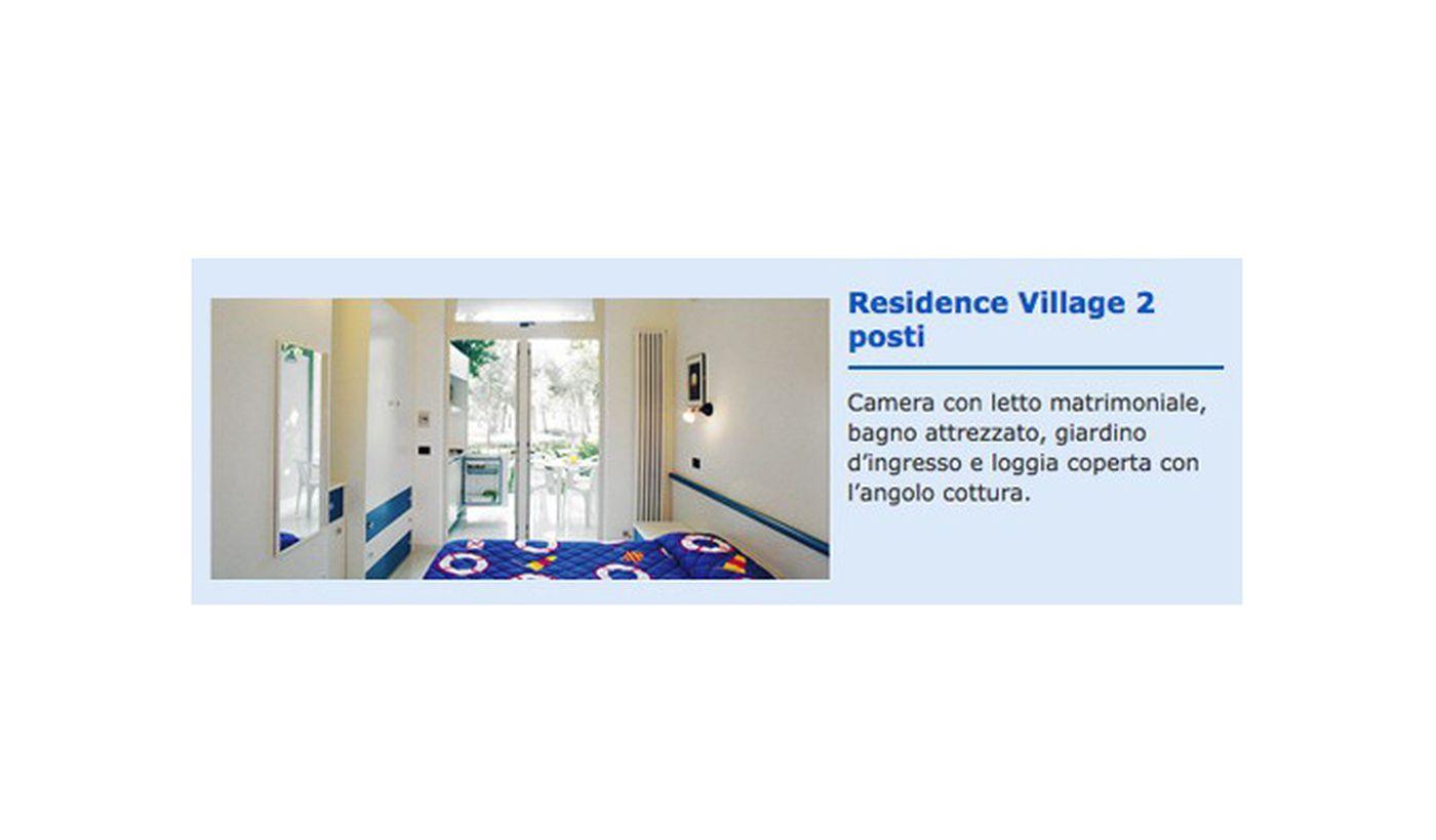 Residence Village 2 posti