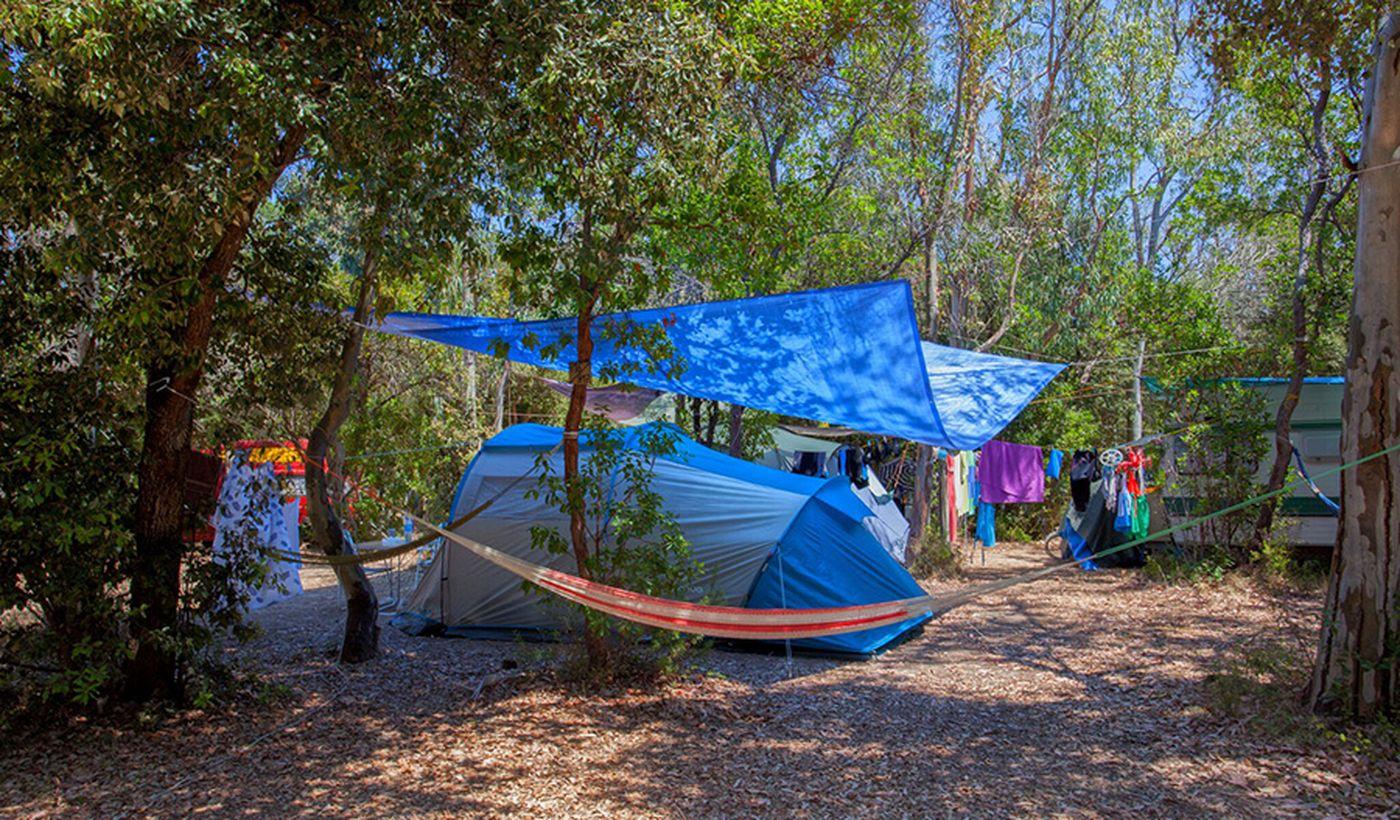 Camping Naturiste Bagheera