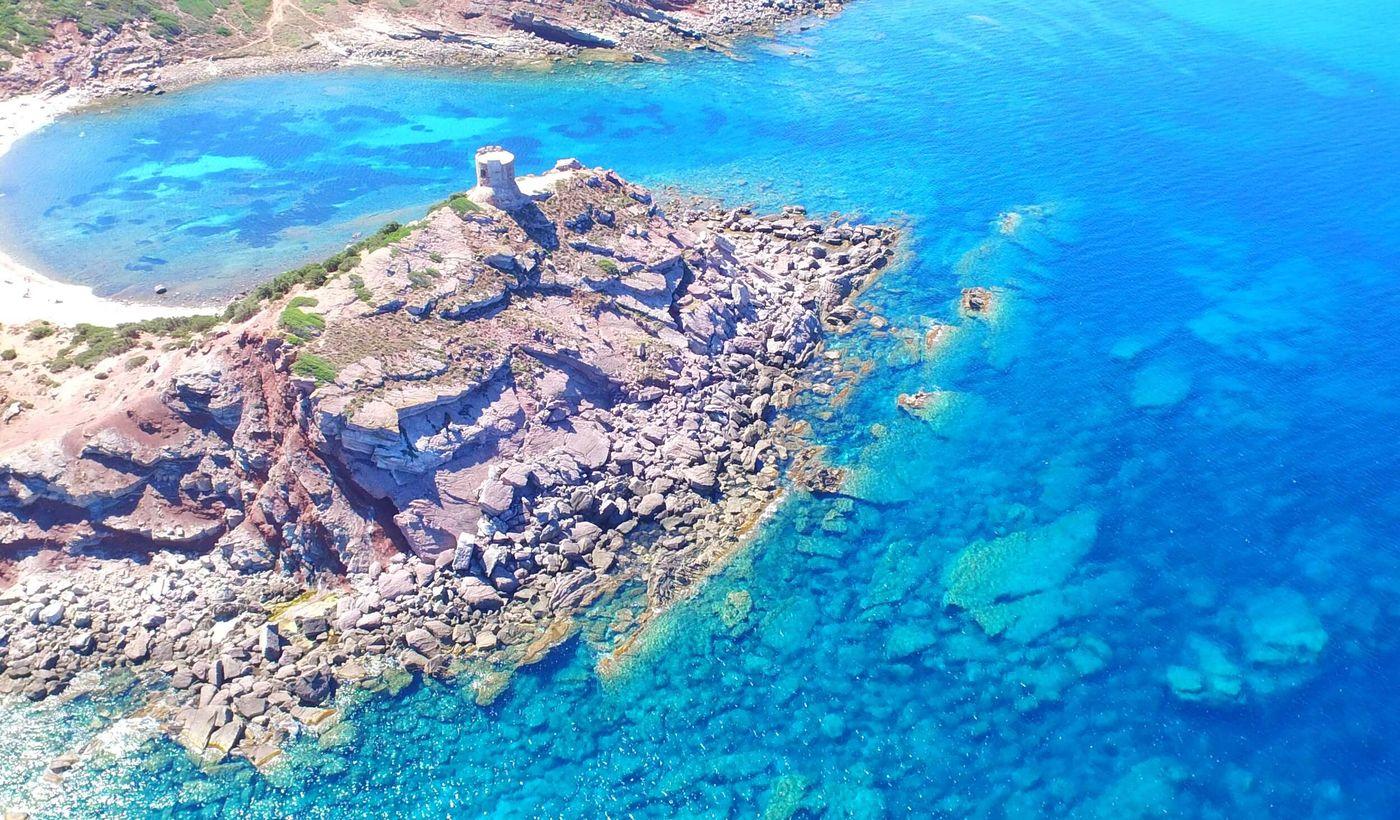 Torre del Porticciolo's Bay