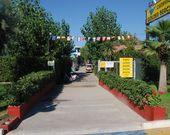 Zugang Golden Beach Camping Village