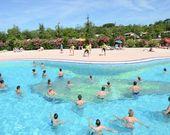 Camping Village mit Pool in Kroatien
