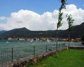 Lago d'Iseo, Lombardei
