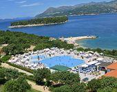 Übersicht Camping Solitudo, Kroatien
