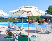 Camping mit Pool