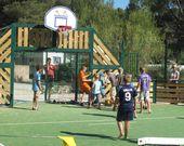 Basketball Sportplatz