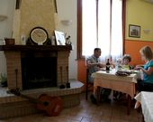 Camping mit Restaurant in Salsomaggiore Terme