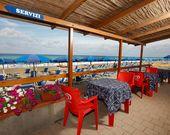 Bar am Strand
