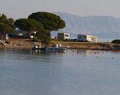 Camping Village in Sardinien