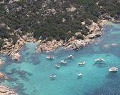 Das Meer von Sardinien