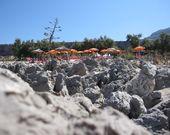 Der Strand in Sizilien