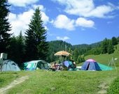 Camping in Venetien