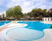 Der Pool von Camping Village Vela Blu