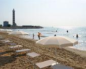Strand in Venetien