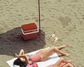 Der Strand von Caorle