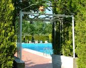 Camping mit Pool am Gardasee