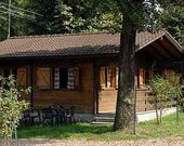 Camping mit Bungalow in Piemont