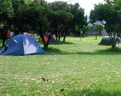 Campingplatz in Mascali, Sizilien