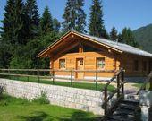 Chalet in den Brenta-Dolomiten