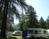 Campingplatz für Familien im Trentino-Südtirol