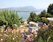 Campingplatz direkt am Gardasee
