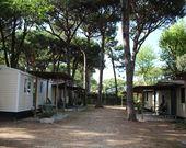 Campingplatz an der Adria