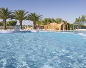 Camping Village mit Pool in Spanien