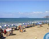 Der Strand von Fondi