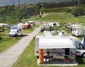 Campingplatz in Südtirol