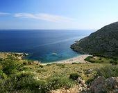 Strand en Krk