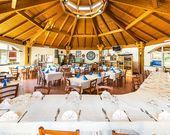 Camping Village mit Restaurant in Tarquinia, Lazio