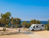 Stellplätze für Wohnmobile in Kroatien