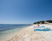 Der Strand in Kroatien