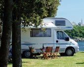 Stellplatz am Meer, Camping Valkanela