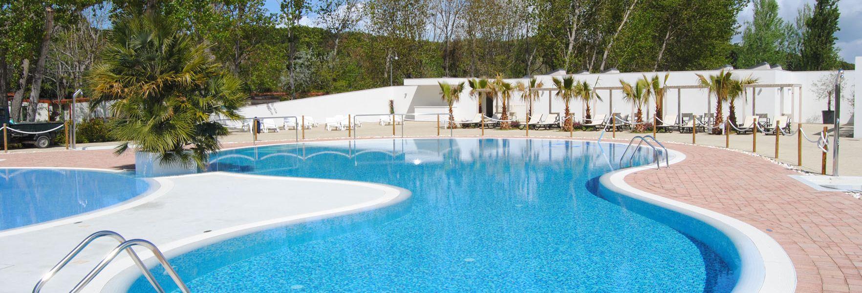Camping village molino a fuoco in toscana camping village - Camping toscana con piscina ...