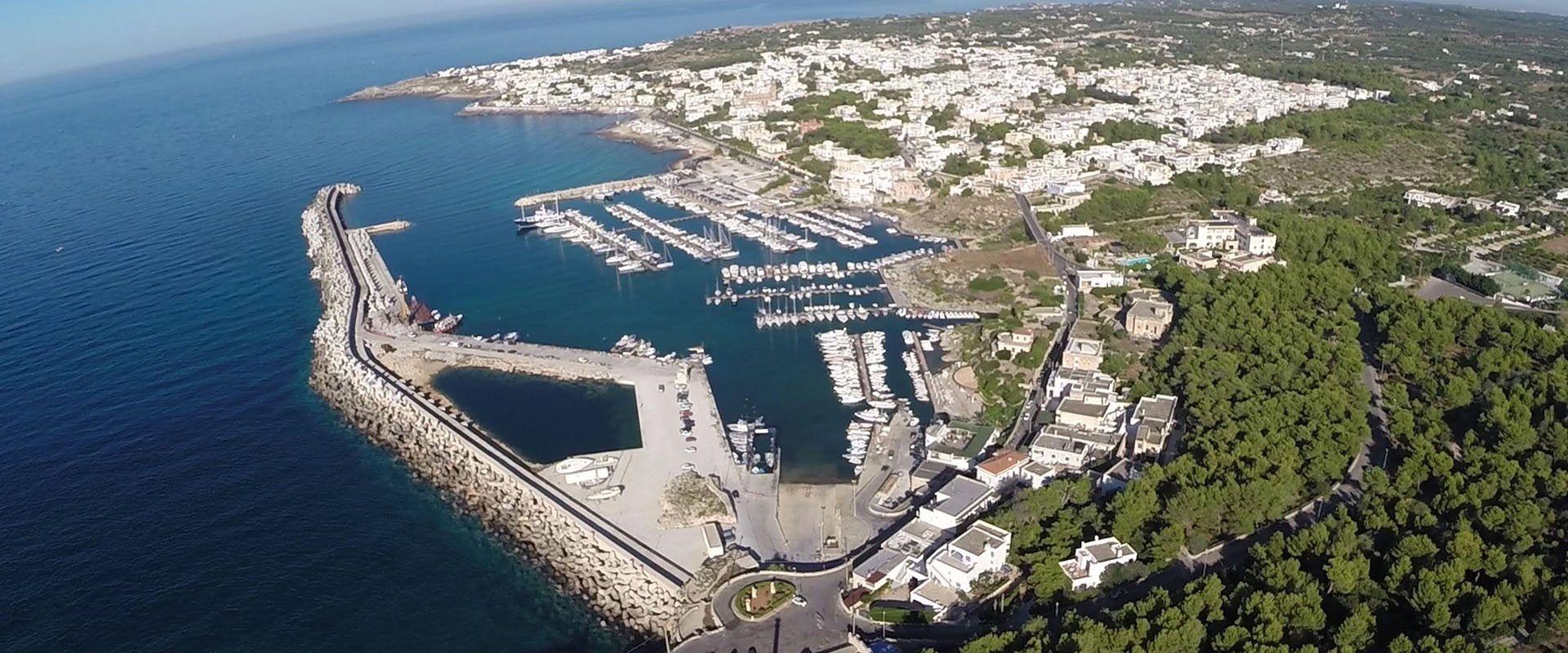 Campeggi in Puglia