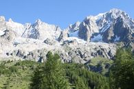 Camping in Val Ferret