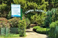 Camping Calenella in Puglia