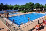 Camping con piscina sul Lago Maggiore